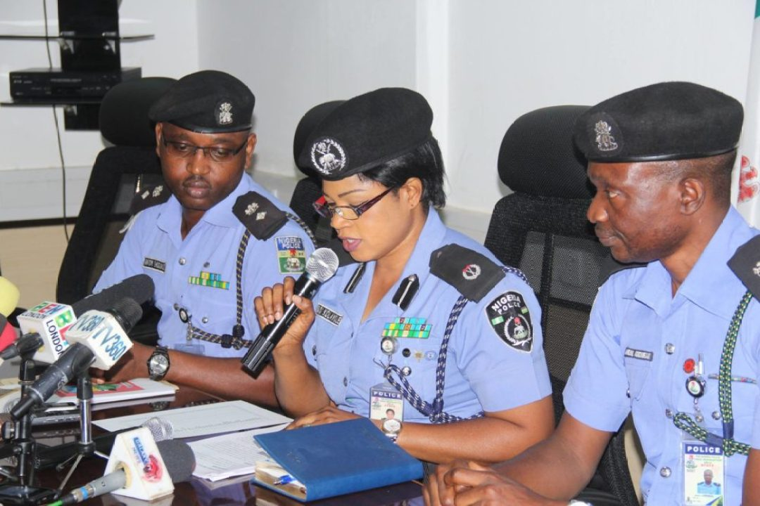 Nigeria Police Force Numbers and Office Location