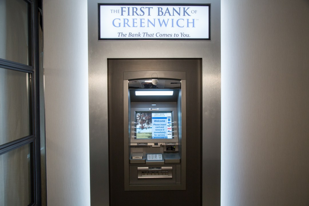 First Bank of Greenwich About, Online Banking and Business Checking