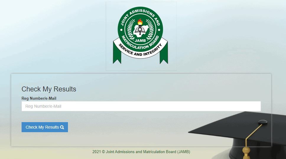 Jamb Portal to Check 2021 Result