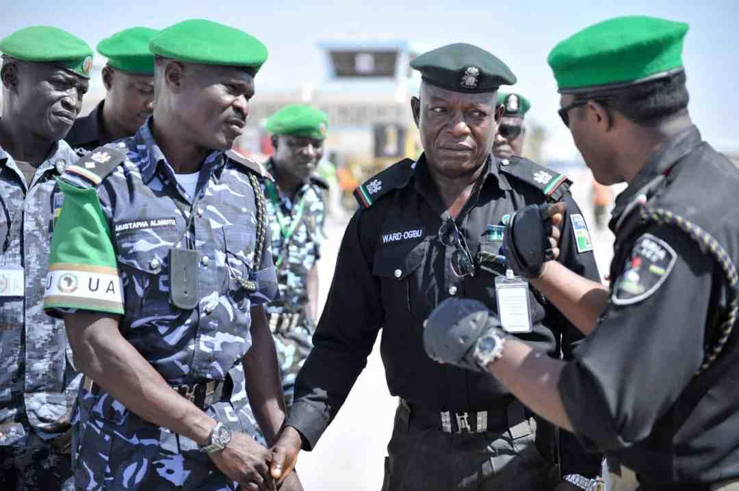 Aktualisierung des Antragsformulars für die Rekrutierung der nigerianischen Polizei 2021/2022