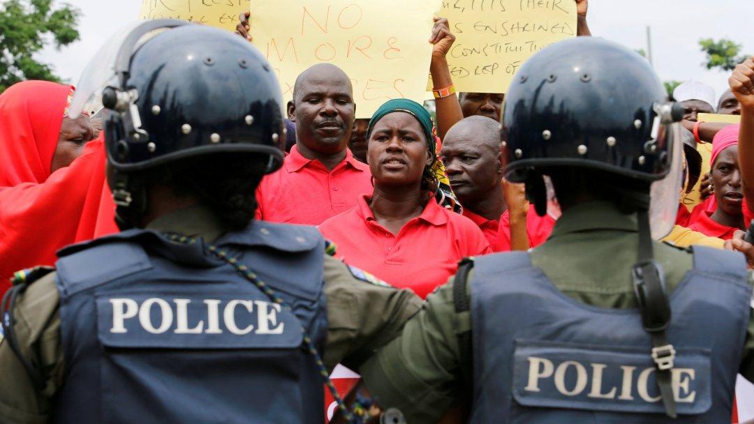 Nigerianische Polizei Rekrutierungs-Update 2021 Bewerbungsjobs-Updates