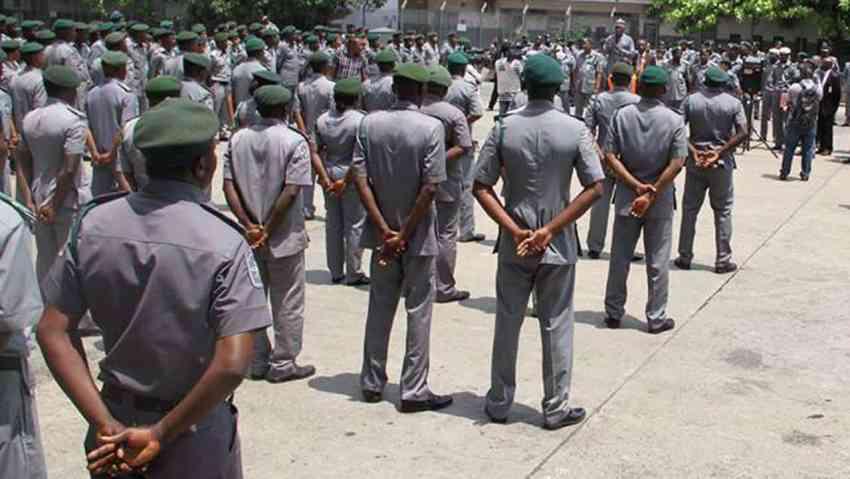 Nigeria Customs Recruitment 2021
