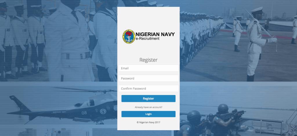 Check Nigerian Navy Recruitment Portal joinnigeriannavy.com 2021 Update