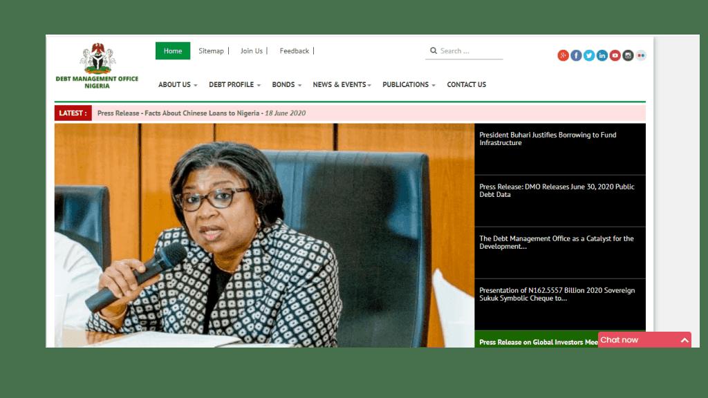 DMO Recruitment 2021/2022 Current Application Form Portal