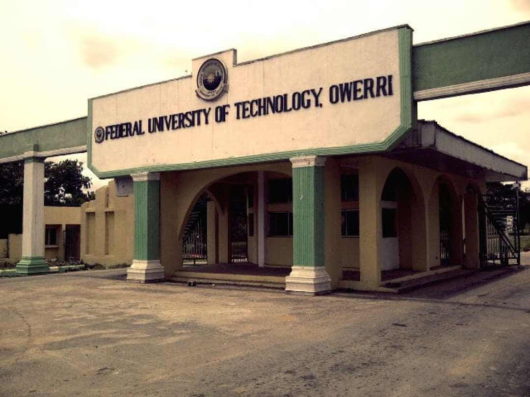 About Federal University of Technology Owerri