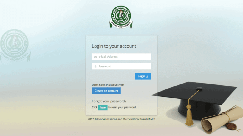 Easy Step by Step to Login to Jamb Portal See 2021 Update