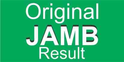 JAMB Original Result Slip Printing 2021 & Other Years See How to Print
