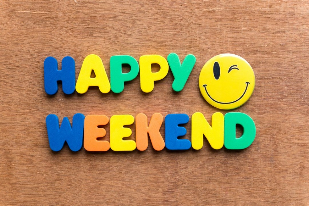 Weekend Quotes that are Quite Interesting
