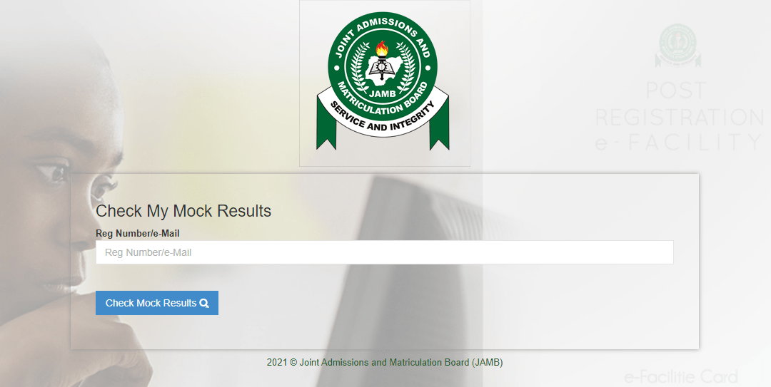 How to Check My 2021 JAMB Mock Result