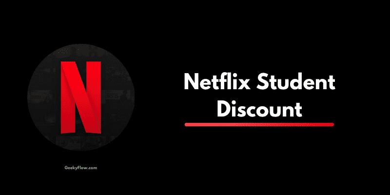 Netflix-Student-Discount