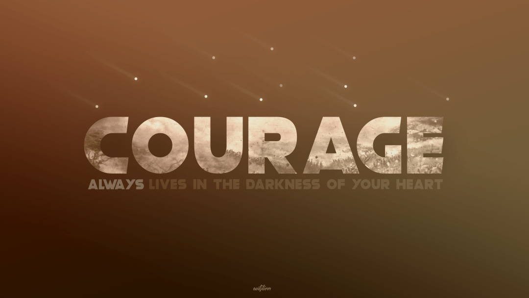 Wonderful Bible Verses about Courage