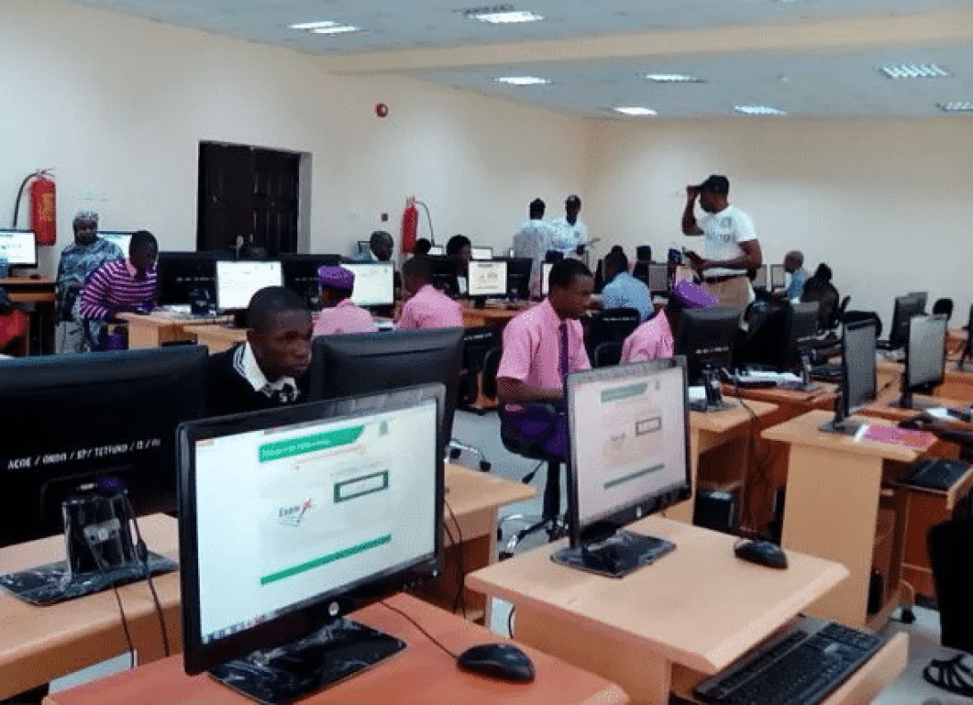 How to Use Mouse in JAMB