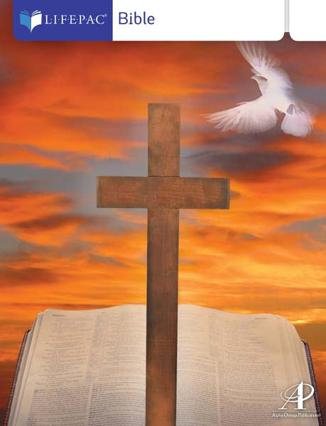 7th Grade Bible Teacher Guide by Alpha Omega