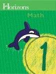 Horizons 1st Grade Math Student Book 1 from Alpha Omega Publications