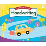 Handwriting Kindergarten Basic Manuscript Strokes, Letters, and Numerals from Zaner-Bloser