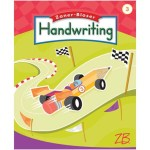 Handwriting 3 Manuscript Review and Transition to Cursive from Zaner-Bloser