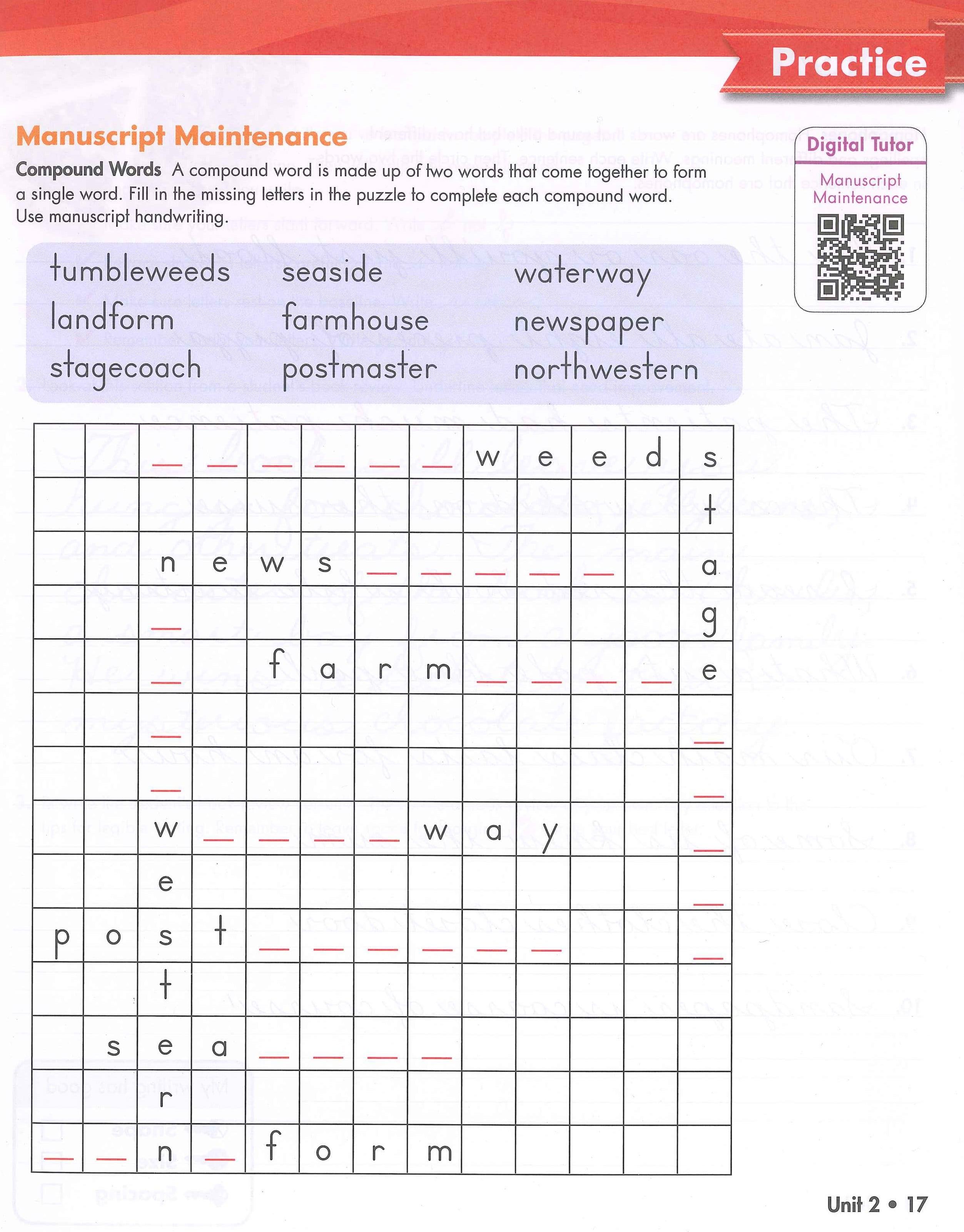 Sale On Zaner Bloser Handwriting M Cript Maintenance