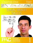 Basic Math Skills Chapter 1 Text from Paradigm Accelerated Curriculum
