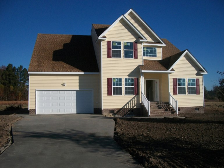 Belvidere Model by Currituck Homes