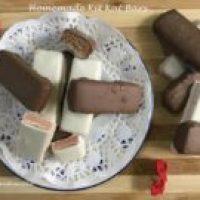 Easy Homemade Kit Kat Bars (only 2 ingredients)