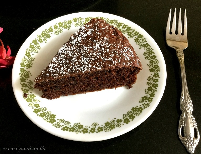 Dishes From My Kitchen Eggless Cake