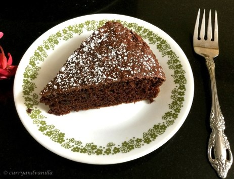 Healthy Only Beetroot Cake No Chocolate