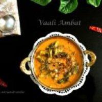 Vaali Ambat/Malabar Spinach Coconut Curry