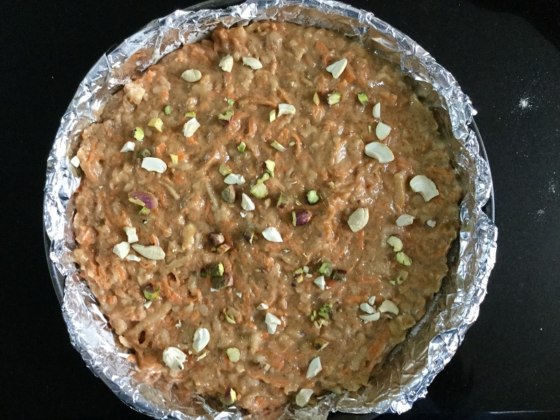 Whole Wheat Cake Recipe Indian