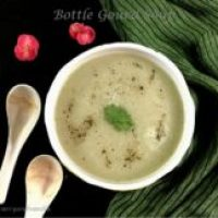 Light and Healthy Lauki/Bottle Gourd Soup