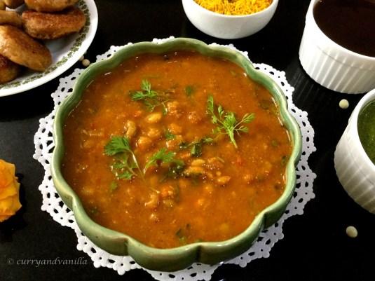 Ragda Patties (No onion-No garlic Recipe)