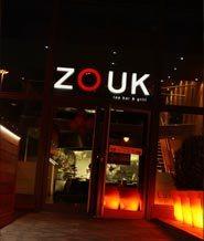 Cafe Zouk Manchester