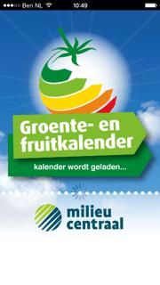 foto groente en fruitkalender