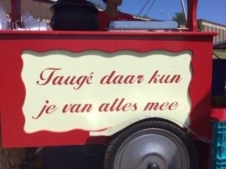 Rolling Kitchen met Taugé