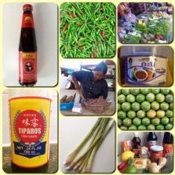 Alternatieven en vervangers voor Thaise kruiden