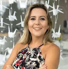 Aline Soaper, empresária, master coach coaching