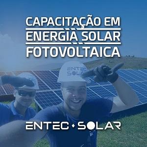 Quem é Entec Solar capacitação em energia solar fotovoltaica