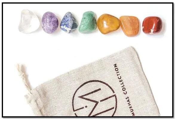 piedras para los chakras