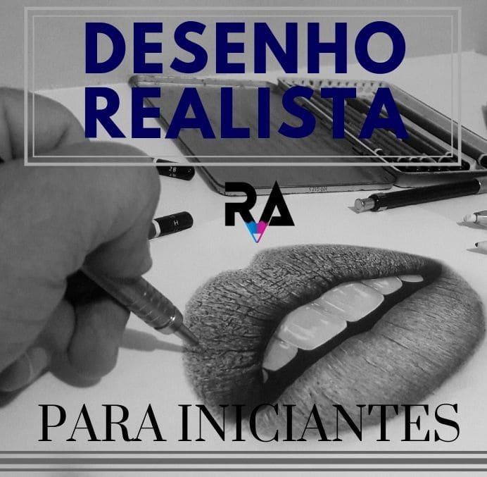 Curso Desenho Realista para Iniciantes Reginaldo Borges
