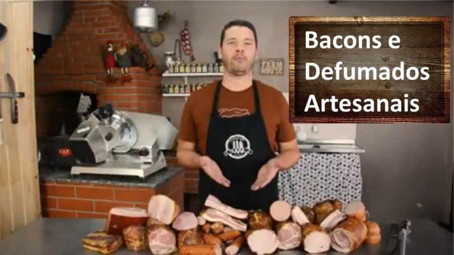 Como Produzir Bacons Artesanais Curso completo (1)