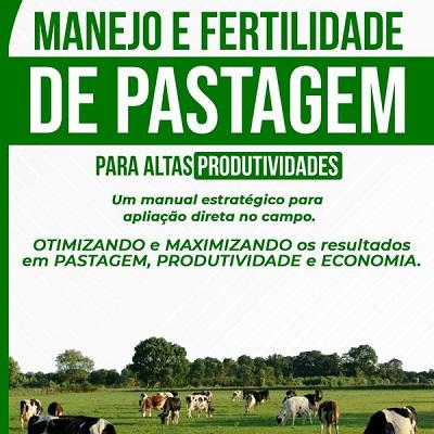 MANEJO E FERTILIDADE DE PASTAGEM
