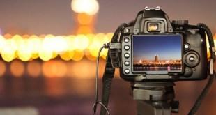 Curso de fotografía de escuela profesional