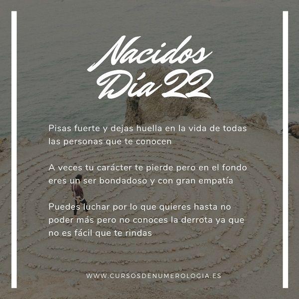 nacer un día 22
