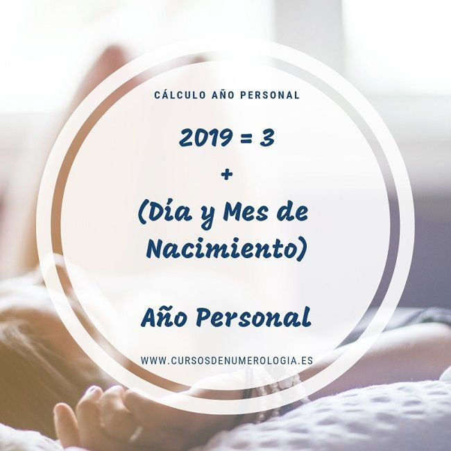 año personal