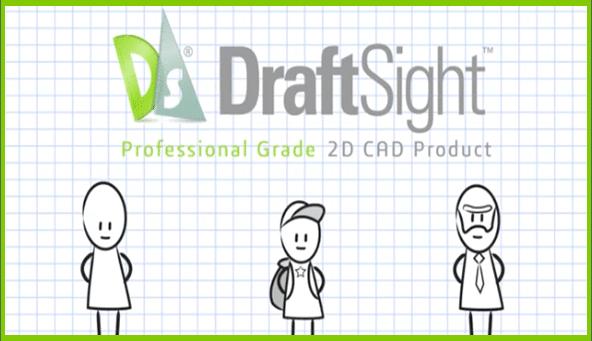 Aprende CAD dibujando con DraftSight