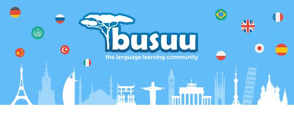 Aprender inglés con Busuu