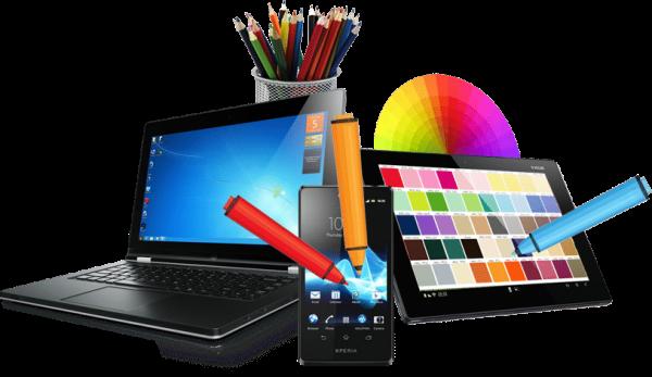 Diseño gráfico para webs