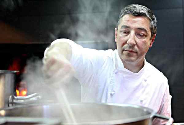 Curso de cocina al vacío de Joan Roca