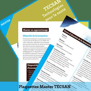 Plaquette Master TECSAN