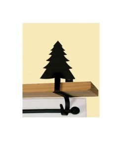 Pine Tree Curtain Rod Brackets