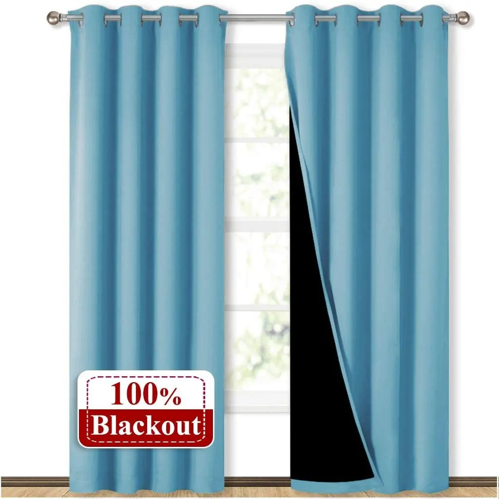 blue-blackout-curtains